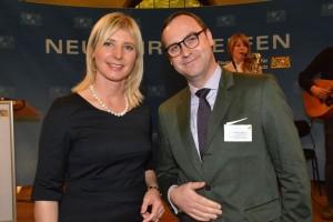 Der VLAB wurde beim Neujahrstreffen mit Staatsministerin Ulrike Scharf durch Markus Pflitsch vertreten.