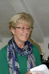 Aus persönlichen Gründen musste die VLAB-Schatzmeisterin Brigitte Grünbauer von ihrem Ehrenamt zurücktreten.