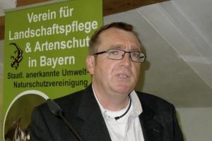 Der neue VLAB-Geschäftsführer Diplom-Agrarbiologe Andreas Schmiedinger