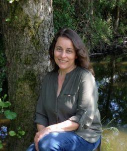 Michaela Domeyer. Neue Fachkraft für Landschaftspflege & Naturschutz im VLAB