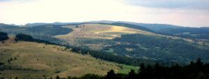 Die Rhön - ein neuer dritter Nationalpark in Bayern? Bild © VLAB