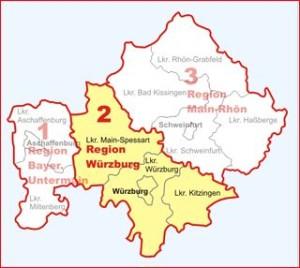 Planungsregion Würzburg (2)