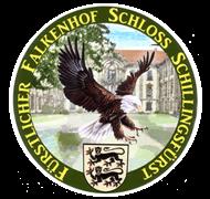 Logo Fürstlicher Falkenhof Schloss Schillingsfürst